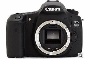 Canon 60D body only camera!