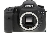 Canon EOS 7D $1650 NEGOTIABLE