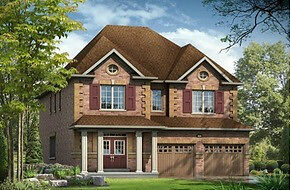Toronto Vaughan Scarborough: Pre Construction Detached Town Home