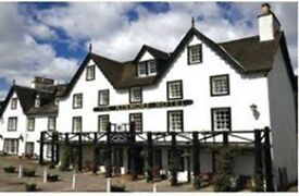Part-time and Full-time Food and Beverage Staff for Oldest Inn in Scotland