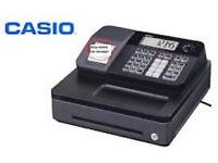 CASIO CASH REGISTER AS NEW.