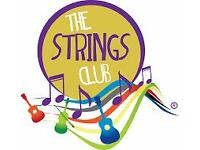 The Strings Club - Summer Holiday Playscheme Manager (Music)