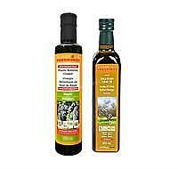 Acropolis Organic EVOO and Mousto Balsamic Vinegar