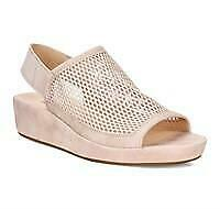 Ecco Tabora Peep Toe Wedge Sandal EU 37 - Worth $200
