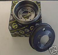 VAUXHALL TIGRA 1994-2000 REAR  BRAKE DRUMS NON ABS