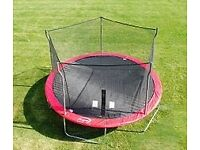 Trampoline for sale including safety net