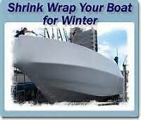 mobile shrink wrapping winterizing etc. save $$$