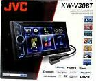 JVC Touch Screen Car Stereo