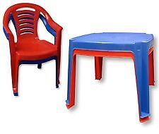 Children's patio tables