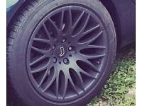 5X120 ALLOY WHEELS , BMW FITMENT , BMW VAUXHALL LEXUS NISSAN TOYOTA