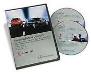 Mercedes Navigation DVD