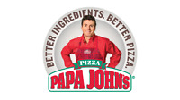 Papa John's Dieppe all positions full time / Part time