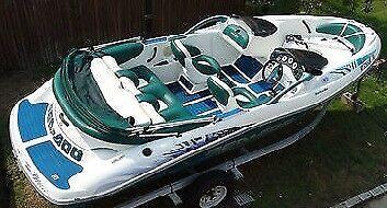 New Custom Seat Covers Upholstery Kit Set for 1997 Sea-Doo Challenger 1800