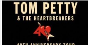 2 side by side - Tom Petty and The Heartbrakers