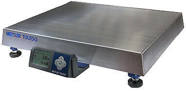 Mettler Toledo Bc150 Shipping Scale300 X .05 Lbss Platter-bca-223-150-1106-110