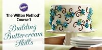Wilton Cake Decorating Classes - North Regina