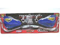 Cycra Blue Stealth Primal Racer Pack Handguards Hand Guards For Yamaha YZ YZF WR