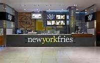 New York Fries St Laurent looking for F/T and P/T