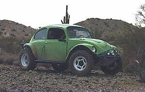 Looking for baja bug project
