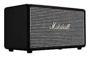 Marshall Stanmore Bluetooth Speaker and Marshall Headphones
