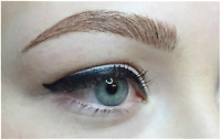 Now offering microblading in local clinic