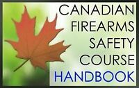 **NOW RESERVING* FIREARMS COURSE/PAL*APRIL 17th&18th-Waterloo***