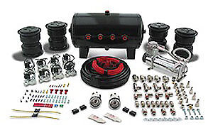 airlift air suspension 75555 and 77109 kit