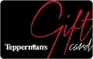 Tepperman's Gift Card