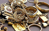 we buy gold/ silver jewellery or pieces in any condition.