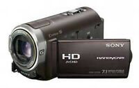 sony handycam hd