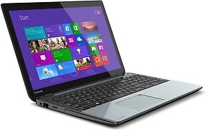 """Toshiba Satellite S50t-A touch screen 15.6"""" laptop As is"""