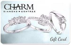 CHARM DIAMOND GIFT CARDS