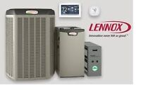 INCREDIBLE DEALS!!!!ON LENNOX HEATING AND COOLING SYSTEM