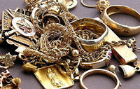 we pay cash 4 gold/ silver jewellery or pieces in any condition