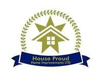House proud home improvements Ltd