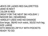 Ski Sallopettes