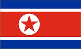 Nordkorea Fahne Fahnen Flagge Asien WM 0,90x0,60m NEU