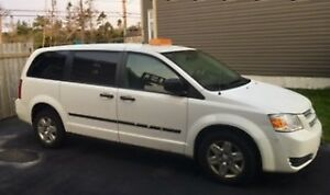 REDUCED REDUCED 2008 CARGO VAN!