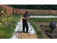 Chemical Free Weed Control