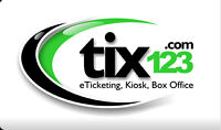 Ticketing Coordinator for Consumer Shows