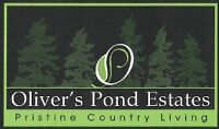 Olivers Pond Estates. Lots And Turn Key Options Available.