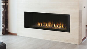 fireplaces 50% off , 42 and 54 linear