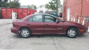 2003 Pontiac Sunfire burg Sedan