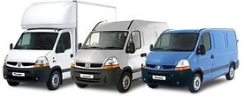 24/7 man and van home house office flat moving relocation rubbish removals delivery courier service