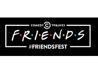 Comedy Central's Friends Fest 2017 Bar and Coffee Team Members Needed