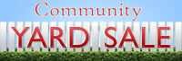 Laurier Heights Community Yard Sale Event!!!