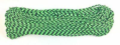 """TRIMPLACE 275 Paracord - 3/32"""" Diameter (2.5mm) - 100 FEET - ZOMBIE GREEN"""