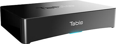 Tablo - 2-Tuner Digital Video Recorder for HDTV Antennas with Wi-Fi - Black
