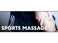 Sports, Deep Tissue and relaxation Massage