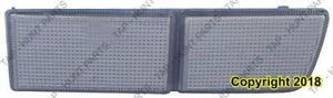 Reflector (Tow Cover) Front Passenger Side Without Fog Volkswagen Jetta 1993-1999